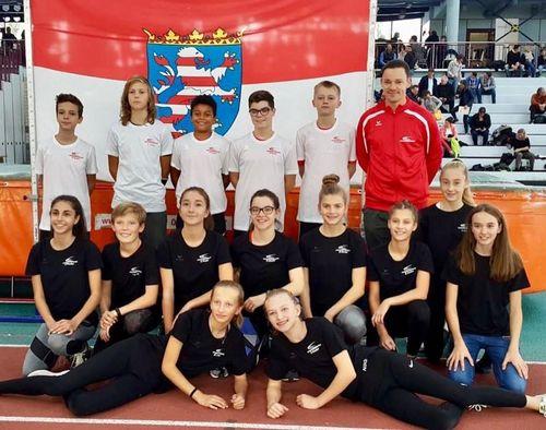 19 Frankfurter Nachwuchsathleten für den E-Kader nominiert