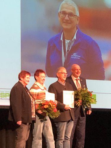 Wir gratulieren  Michael Krichbaum und Joachim Kany