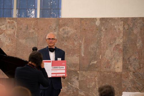 Frankfurter Bürgerpreis 2020 für Joachim Kany